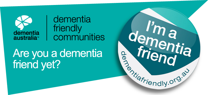 Are you a dementia friend yet